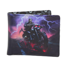 Load image into Gallery viewer, Nemesis Now Hell On The Highway Wallet (Jr) Bikers/Bikes Wallet