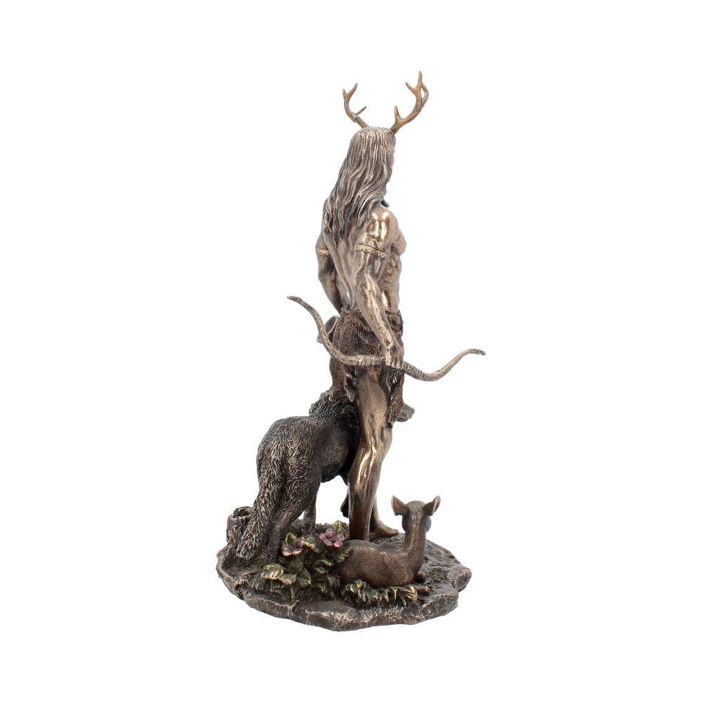 Nemesis Now Herne And Animals 30cm Witchcraft & Wiccan Figurine Large