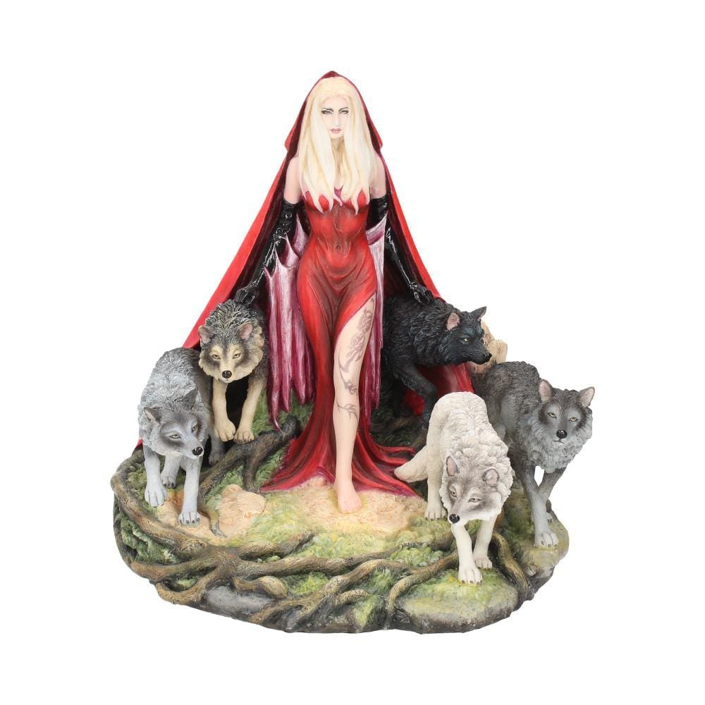 Nemesis Now Howl By Ruth Thompson 24cm Wolves Figurine Medium