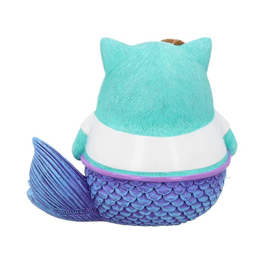 Nemesis Now I Am A Mermaid 8.5cm Cat Figurine Small