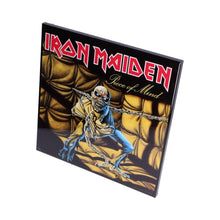 Load image into Gallery viewer, Nemesis Now Iron Maiden Piece Of Mind Crystal Clear 32cm Band Merch Crystal Clear Picture