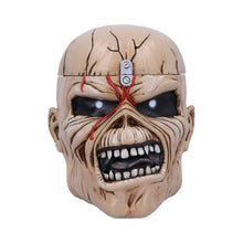 Load image into Gallery viewer, Iron Maiden The Trooper Box 18cm Band Merch Box