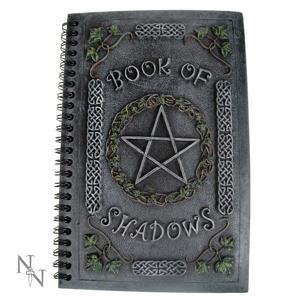 Nemesis Now Ivy Book Of Shadows (22cm) Witchcraft & Wiccan Journal