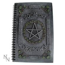 Load image into Gallery viewer, Nemesis Now Ivy Book Of Shadows (22cm) Witchcraft & Wiccan Journal