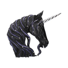 Load image into Gallery viewer, Nemesis Now Jewelled Midnight (L) 31cm Unicorn Figurine Large