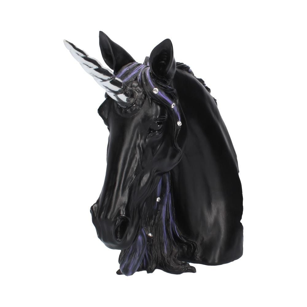 Nemesis Now Jewelled Midnight (L) 31cm Unicorn Figurine Large