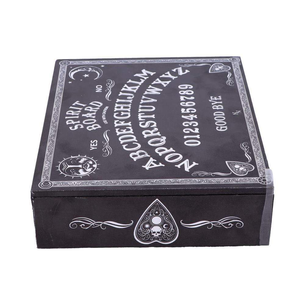 Jewellery Box Black And White Spirit Board 25cm Witchcraft & Wiccan Box