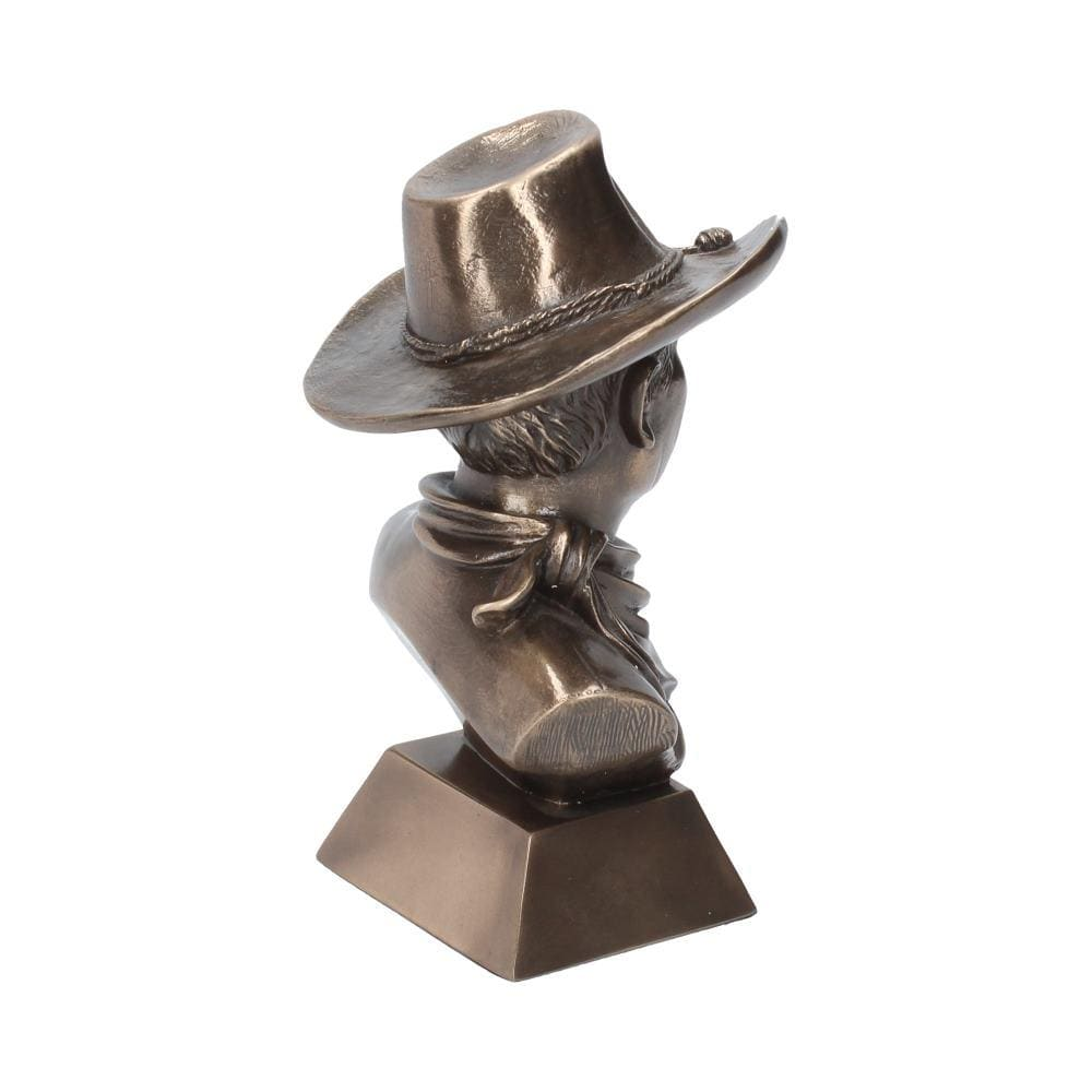 Nemesis Now John Wayne Bust (Small) 18cm Cowboy Figurine Medium