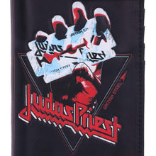 Load image into Gallery viewer, Nemesis Now Judas Priest British Steel Embossed Purse 18.5cm Band Merch Purse