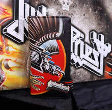 Load image into Gallery viewer, Nemesis Now Judas Priest Screaming For Vengeance Purse 18.5cm Band Merch Purse