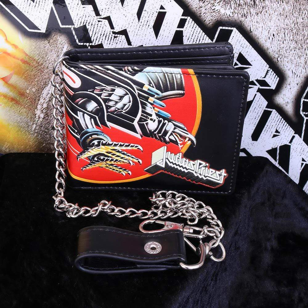 Nemesis Now Judas Priest Screaming For Vengeance Wallet Band Merch Wallet