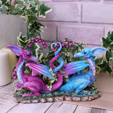 Load image into Gallery viewer, Nemesis Now Love Dragons (Ab) 23cm Dragon Figurine Medium