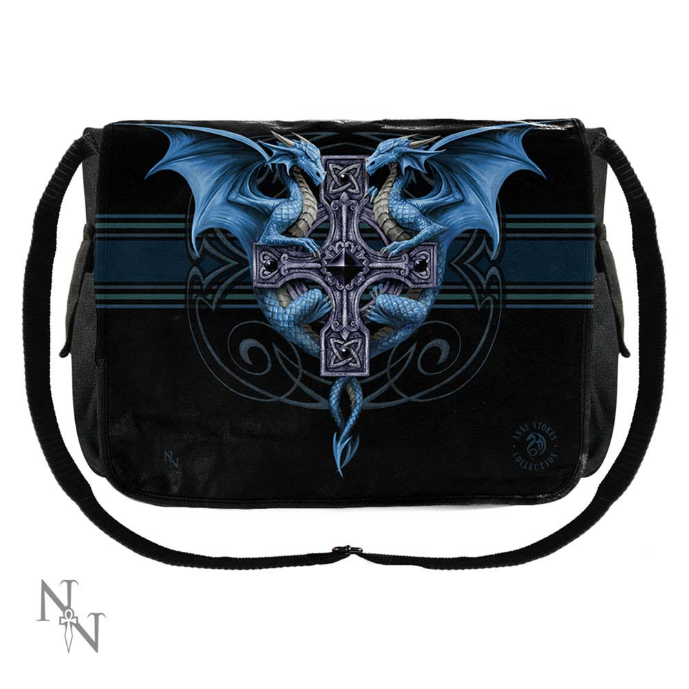 Messenger Bag Dragon Duo (As) 40cm Dragon Bag