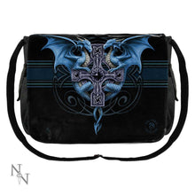 Load image into Gallery viewer, Messenger Bag Dragon Duo (As) 40cm Dragon Bag