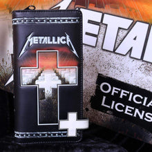 Load image into Gallery viewer, Metallica Master Of Puppets Embossed Purse Band Merch Purse
