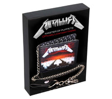 Load image into Gallery viewer, Metallica Master Of Puppets Wallet Band Merch Wallet