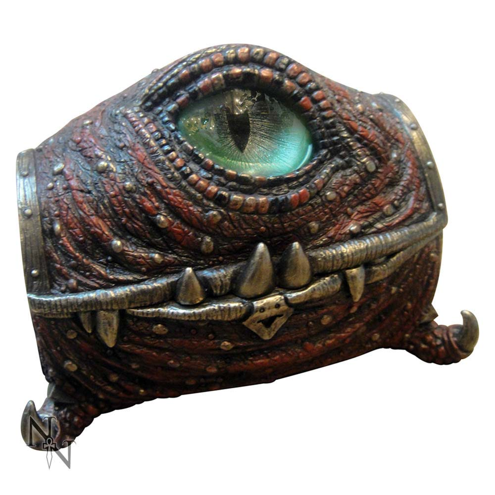 Mimic Trinket Box 16.5cm Dragon Box
