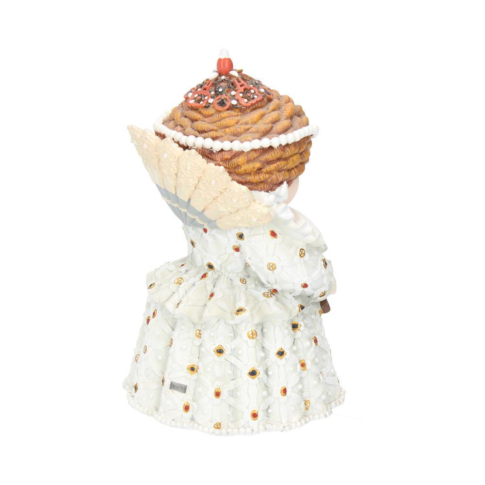 Mini Me Queenie 14cm Heritage Figurine Small