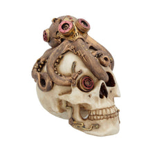 Load image into Gallery viewer, Octo Craniotomy 15.5cm Skull Figurine Medium