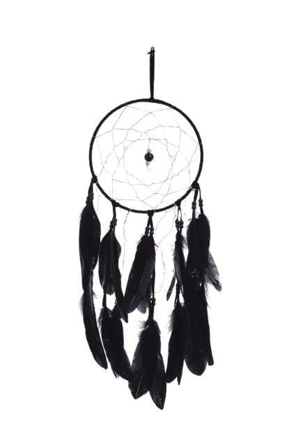 Onyx Dreams 20cm Miscellaneous Dreamcatcher