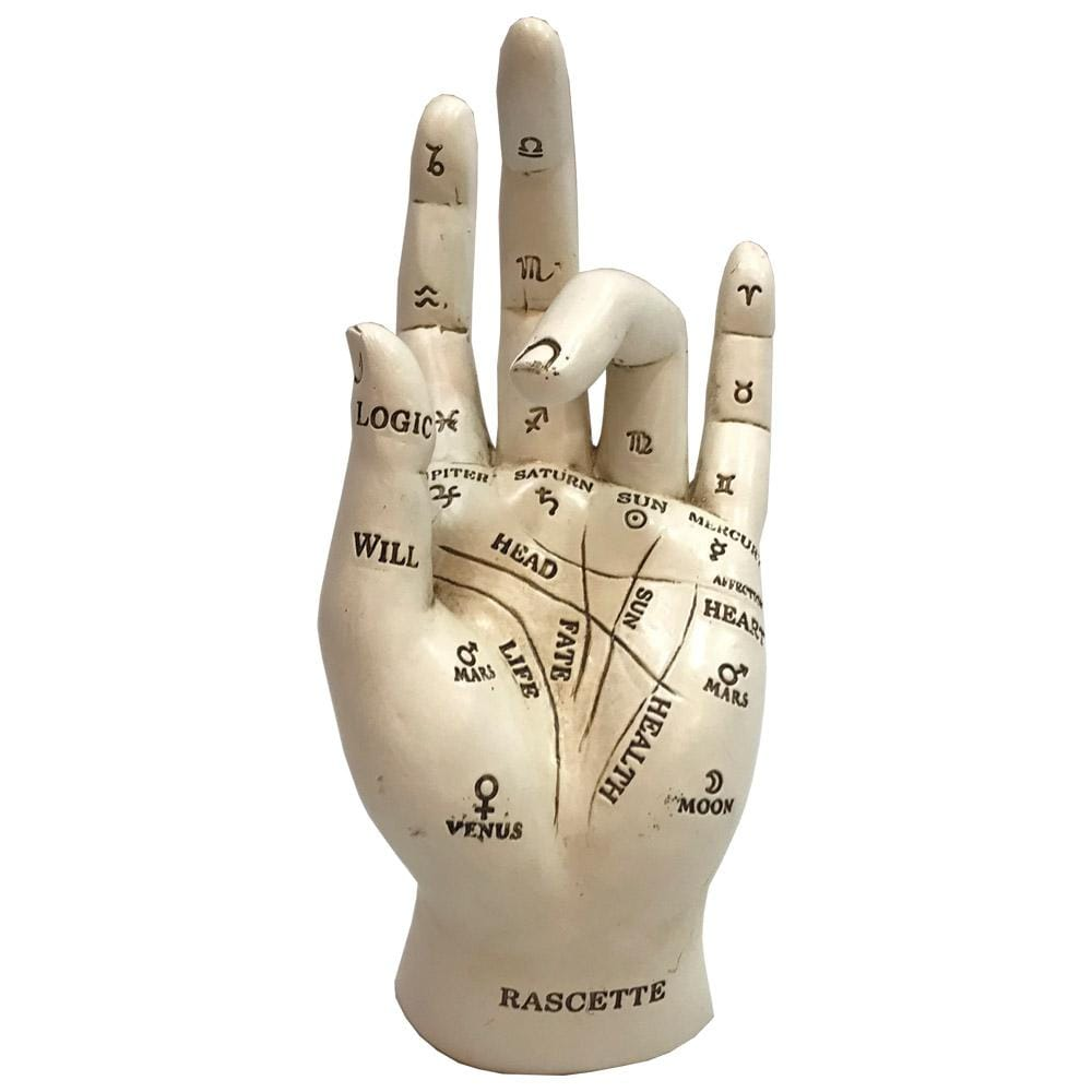 Palmistry 17.7cm Miscellaneous Figurine Medium