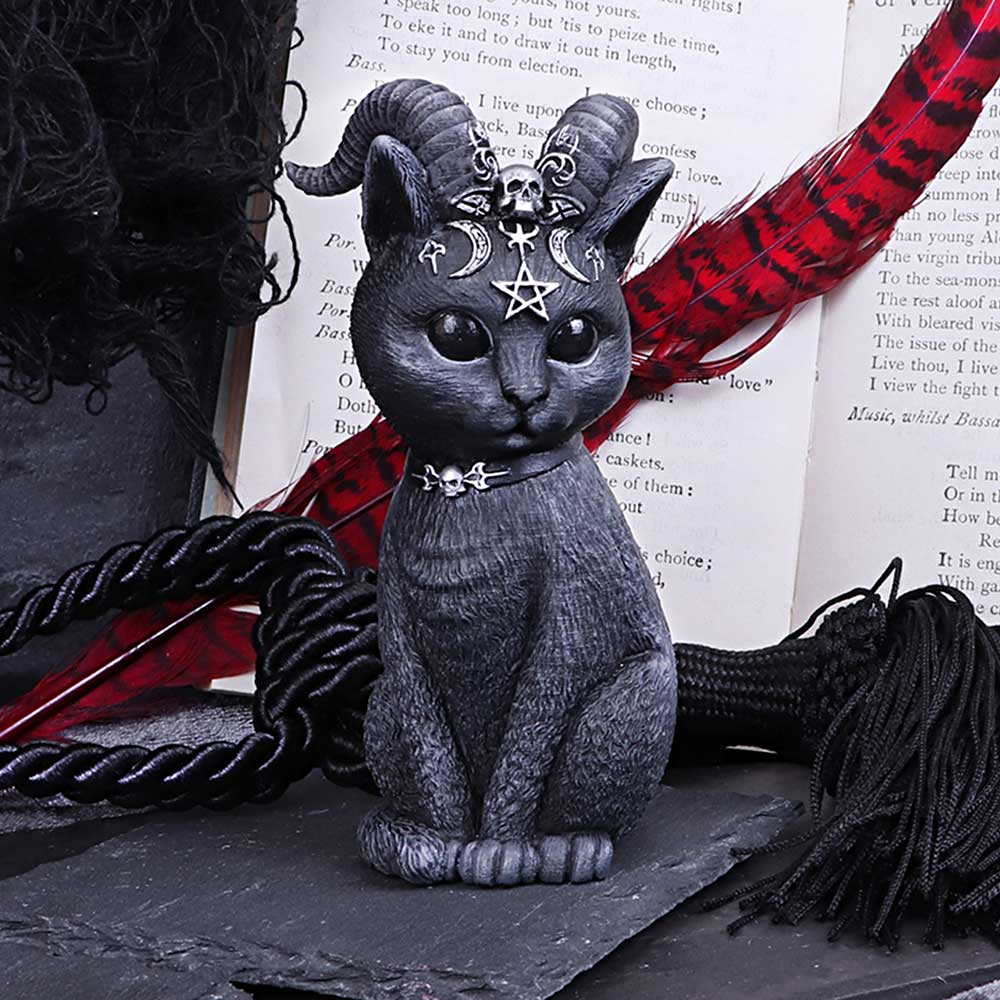 Pawzuph 11cm Cat Figurine Small