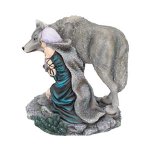 Load image into Gallery viewer, Protector (Limited Edition) (As) 25cm Wolves Figurine Medium