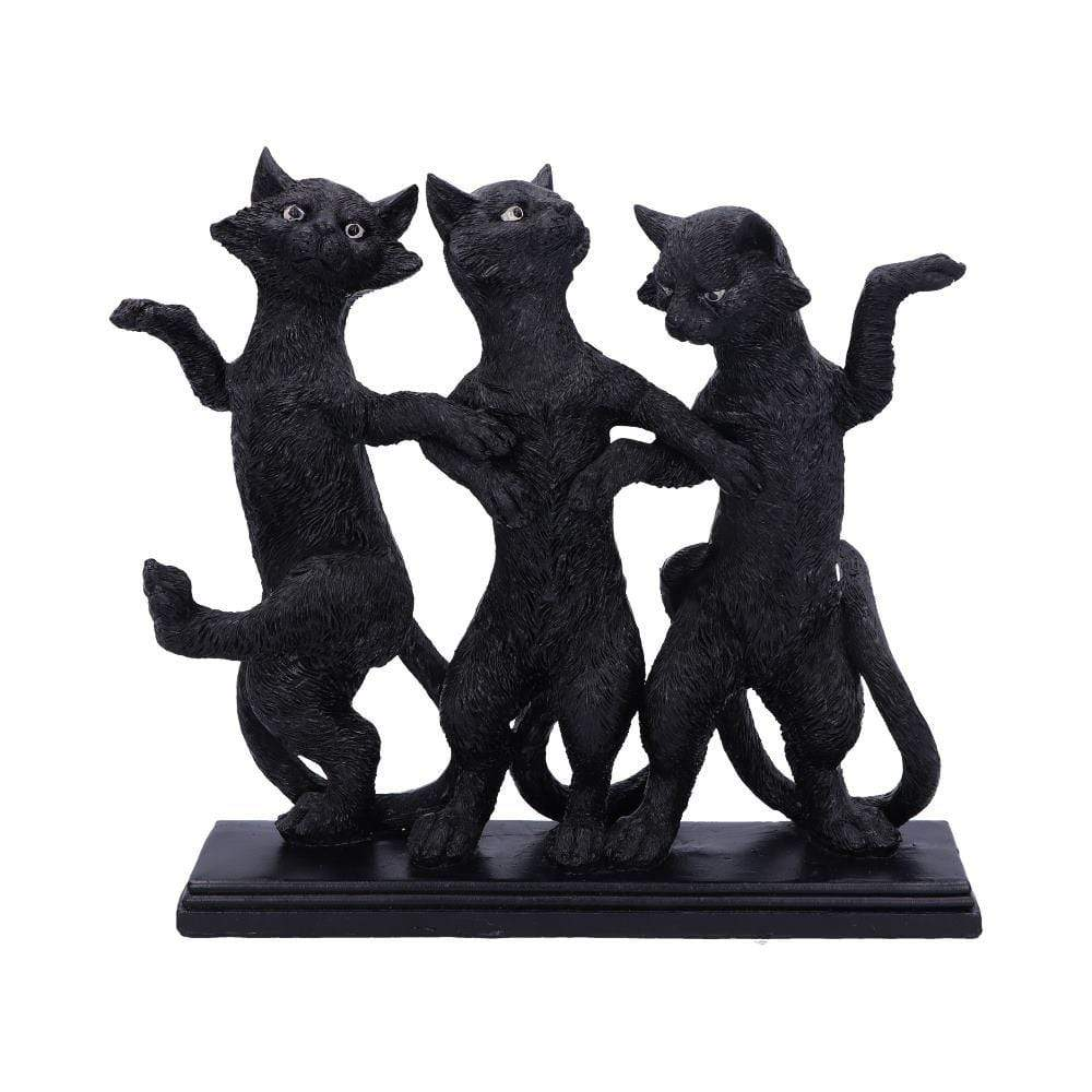 Purrfect Posture 25.3cm Cat Figurine Medium