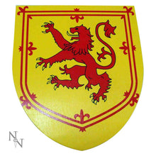 Load image into Gallery viewer, Rampant Lion Shield 35cm Medieval Toy