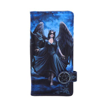 Load image into Gallery viewer, Raven Embossed Purse (As) 18.5cm Raven Purse