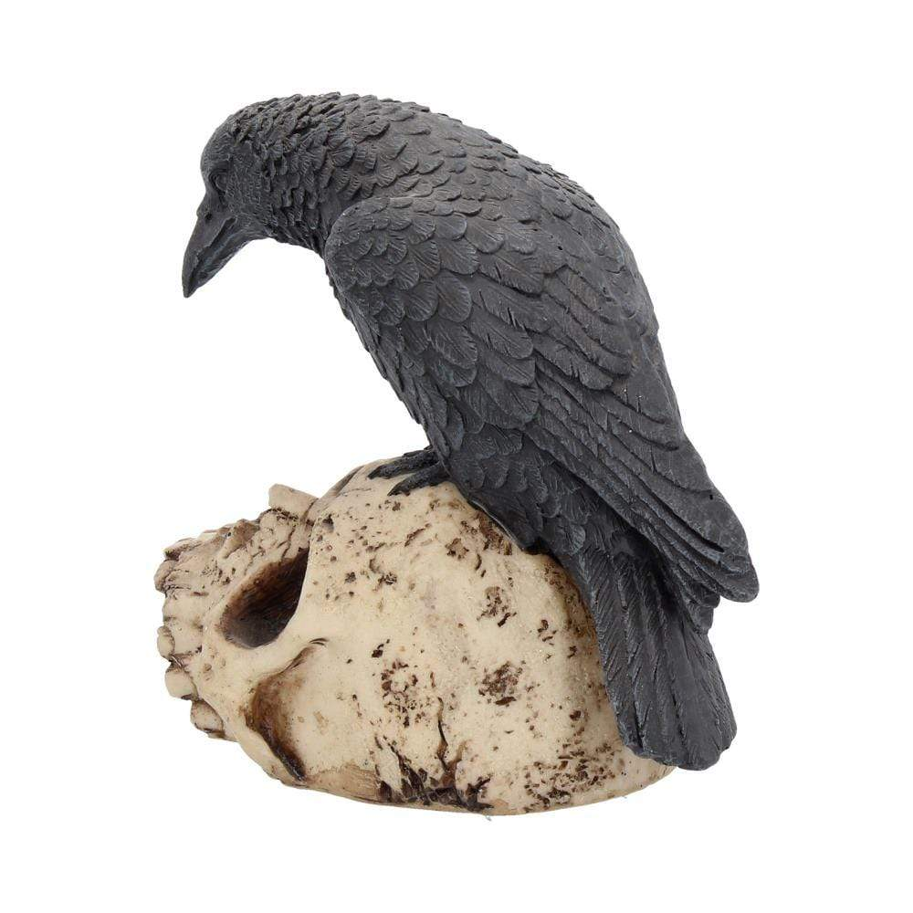 Ravens Remains 13cm Raven Figurine Small
