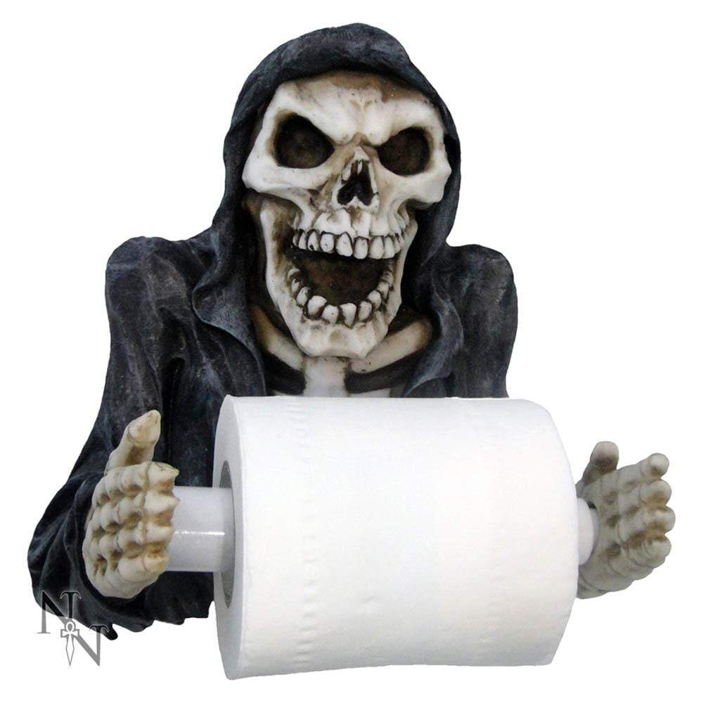 Reapers Revenge Toilet Roll Holder 26cm Reaper Toilet Roll Holder