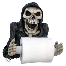 Load image into Gallery viewer, Reapers Revenge Toilet Roll Holder 26cm Reaper Toilet Roll Holder