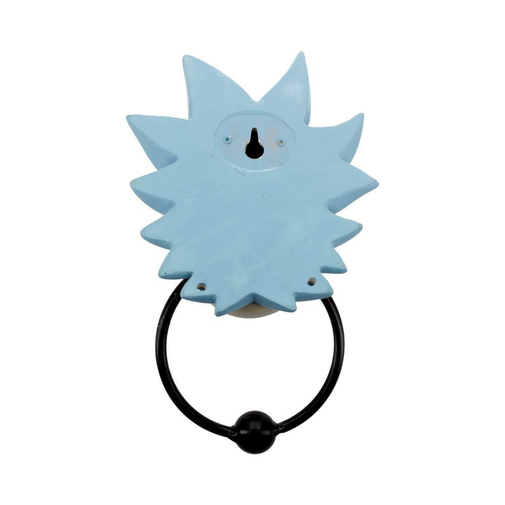 Rick Door Knocker 22cm Rick And Morty Door Knocker