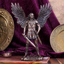 Load image into Gallery viewer, Saint Michael 27.5cm Archangel Figurine Medium