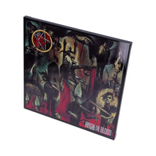 Load image into Gallery viewer, Slayer Reign In Blood Crystal Clear Pic 32cm Band Merch Crystal Clear Picture