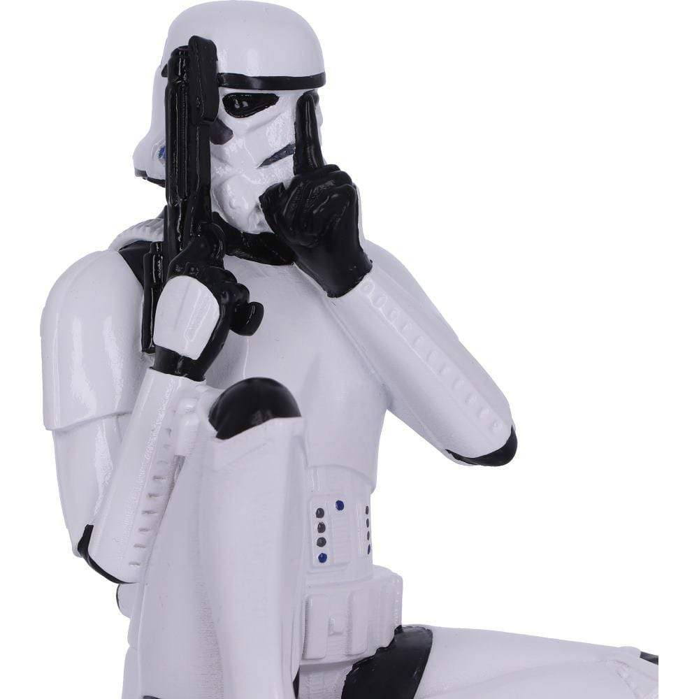 Speak No Evil Stormtrooper 10cm Science Fiction Figurine Small