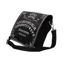 Load image into Gallery viewer, Spirit Board Embossed Shoulder Bag (Nn) 25cm Witchcraft & Wiccan Bag