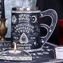 Load image into Gallery viewer, Spirit Board Tankard Witchcraft & Wiccan Tankard