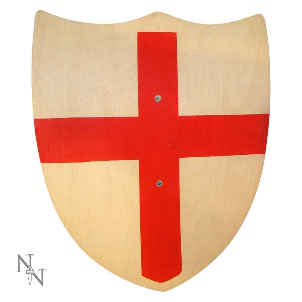 St. George Shield 35cm Medieval Toy