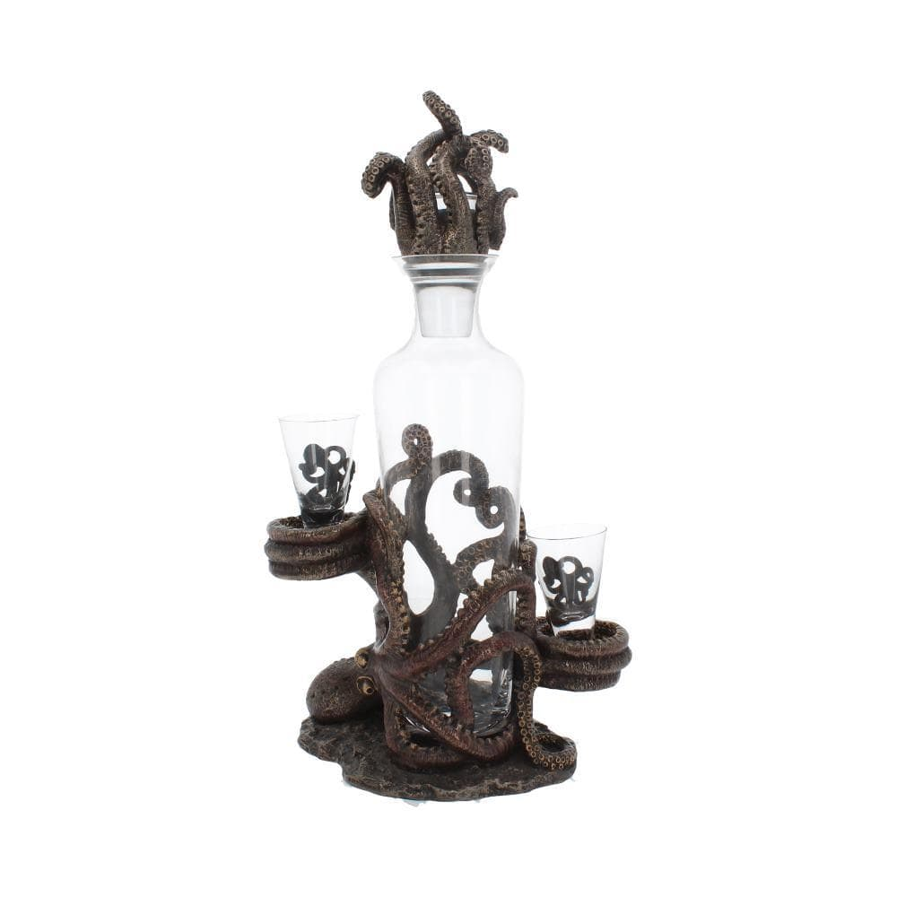 Tentacle Temptation 40cm Octopus Shotglass
