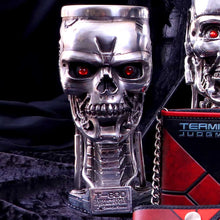 Load image into Gallery viewer, Terminator 2 Head Goblet 17cm Science Fiction Goblet