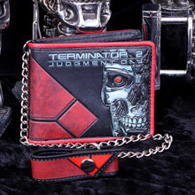 Load image into Gallery viewer, Terminator 2 Wallet Science Fiction Wallet