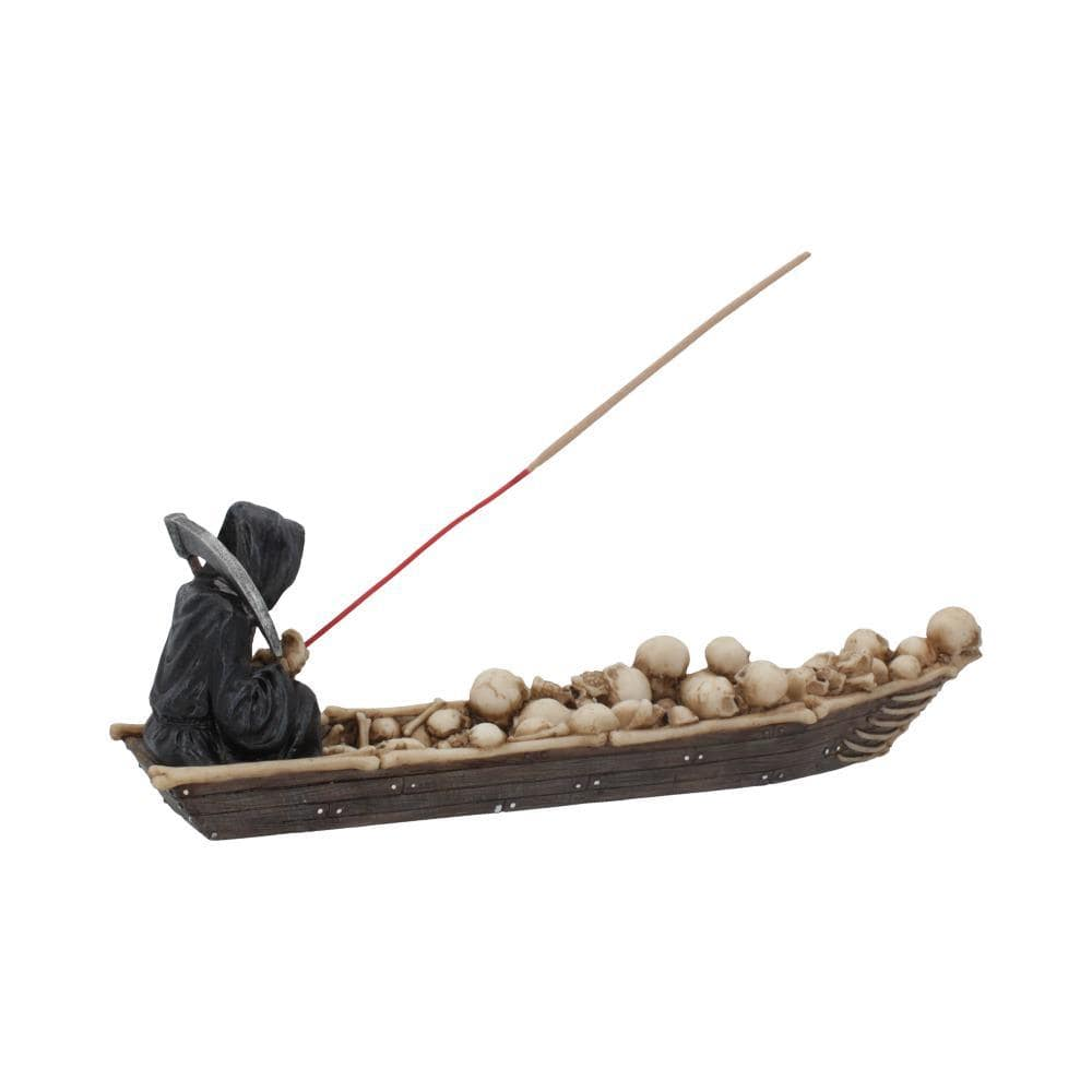 The Ferryman Incense Holder Reaper Incense Holder