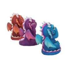 Load image into Gallery viewer, Three Wise Dragonlings 8.5cm Dragon Figurine Small