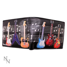 Load image into Gallery viewer, Electric Guitars 11cm Wallet