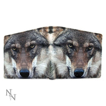 Load image into Gallery viewer, Wallet Portrait Of A Wolf 11cm Wolves Wallet