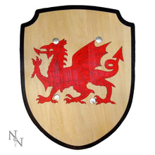 Load image into Gallery viewer, Welsh Shield 34cm Medieval Toy