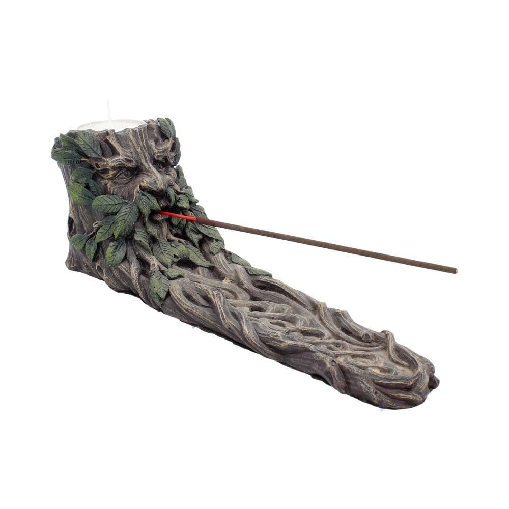 Wildwood Incense & Tealight Holder 25cm Tree Incense Burner
