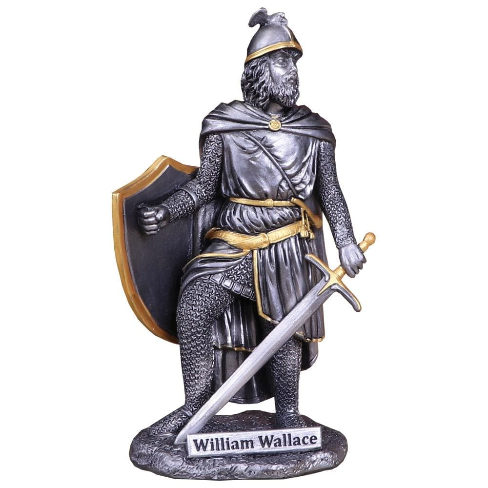 William Wallace (Set Of 6) Medieval Figurine Small